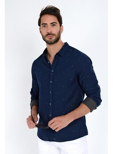 Rodi Jeans Gömlek İndigo